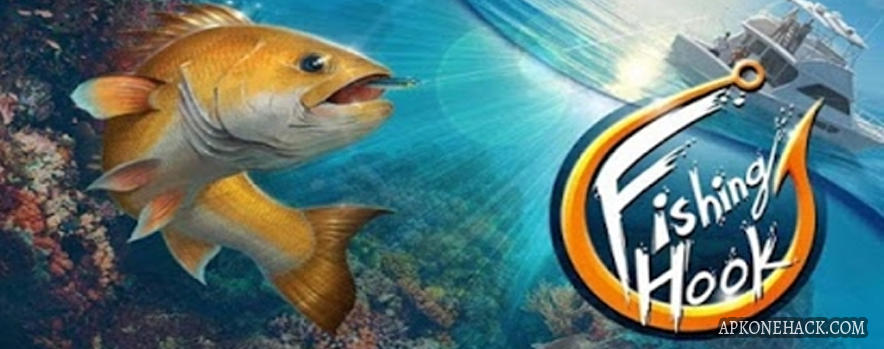 Fishing Hook mod apk android