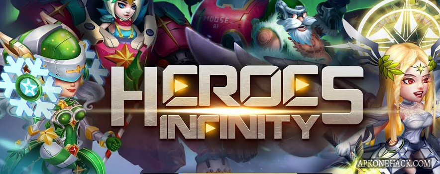 Heroes Infinity MOD Apk [Unlimited Money] v1.20.7 Android Download by DIVMOB