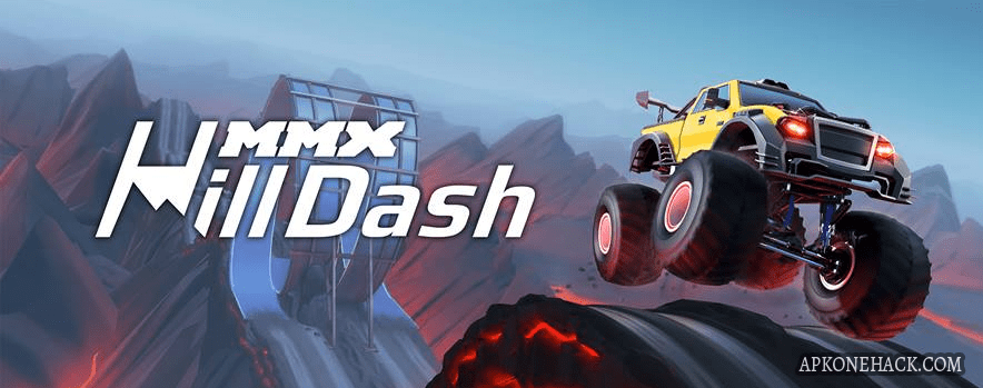 MMX Hill Dash mod apk download