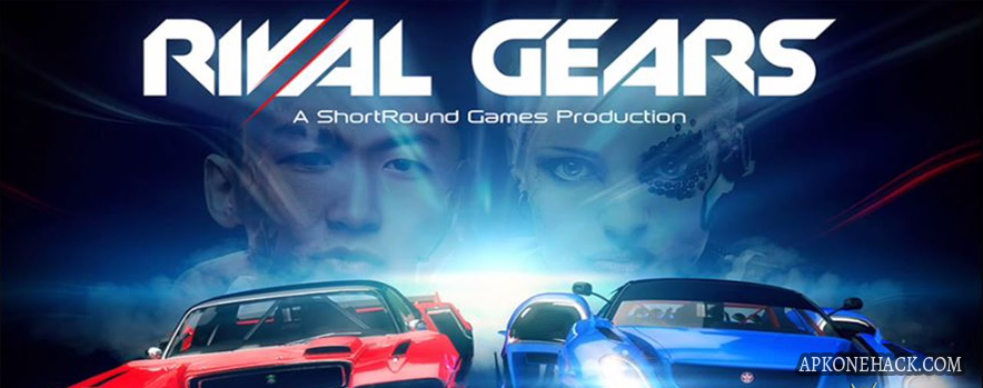 Rival Gears Racing mod apk download