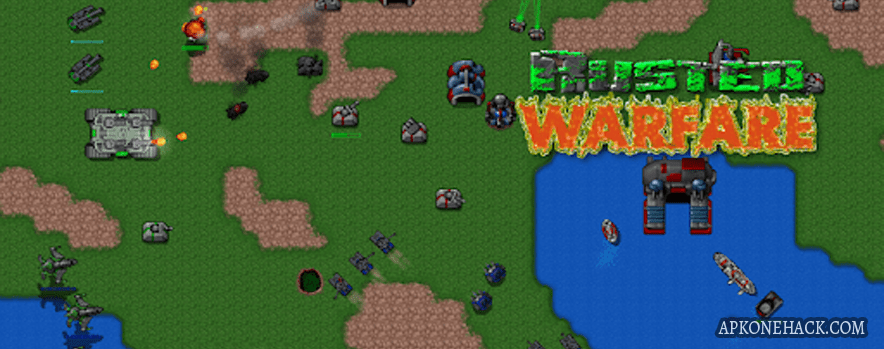 Rusted Warfare – RTS Strategy Apk [Full] v1.12b Android Download by Corroding games