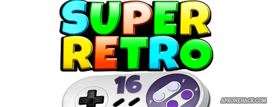 SuperRetro16 full apk download