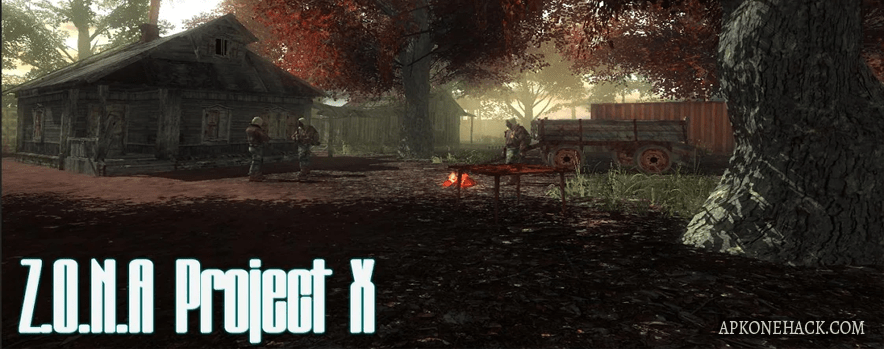 Z.O.N.A Project X Full apk download