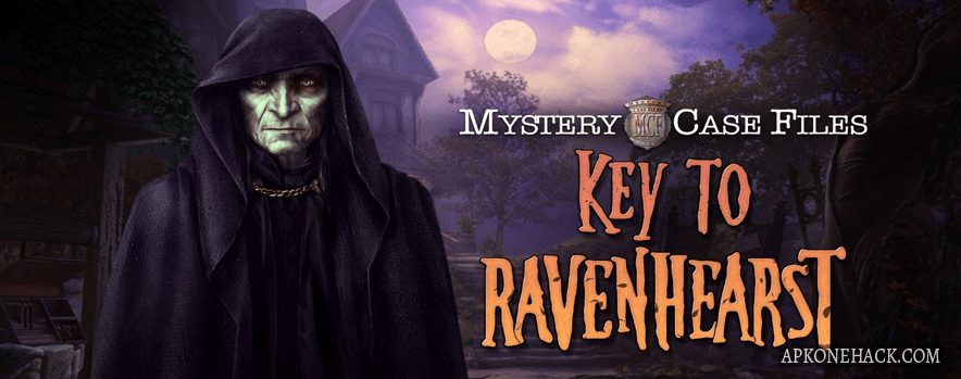 MCF: Key To Ravenhearst Apk + OBB Data [Full] v1.0 Android Download by Big Fish Games