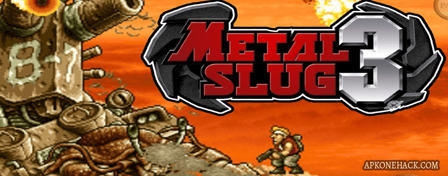METAL SLUG 3 mod apk download