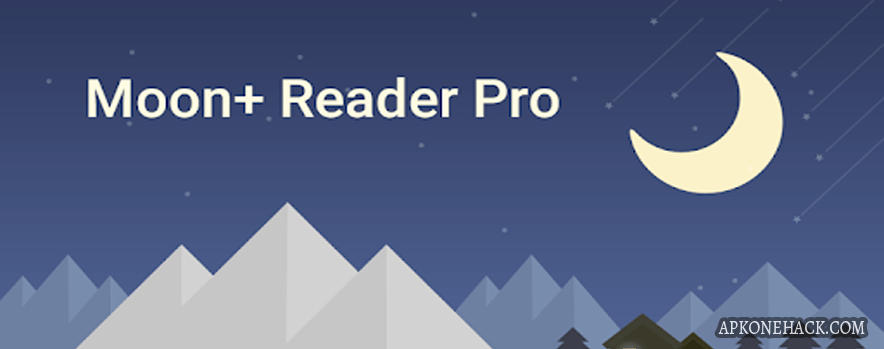 Moon+ Reader Pro Apk [Full] v4.5.5 build 455000 Final  Android Download by Moon+