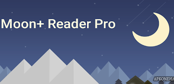 Moon+ Reader Pro Apk [Full] v4.5.3 build 453004 Final Android Download by Moon+
