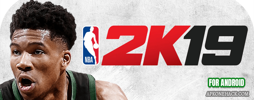 NBA 2K19 MOD Apk + OBB Data [Unlimited Money] v1.0 Android Download by 2K, Inc.