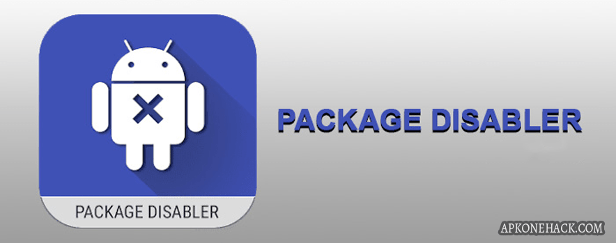 Package Disabler Pro apk download