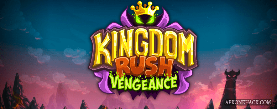 Kingdom Rush Vengeance full mod apk download