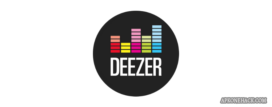 Deezer Music Player premium mod apk