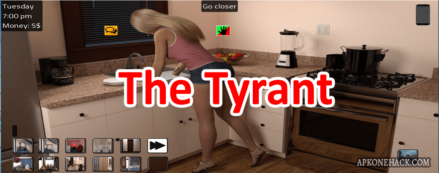 The Tyrant MOD 18+ Android apk