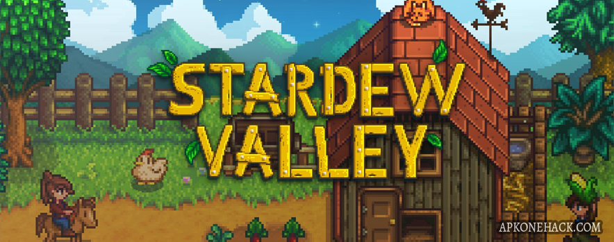 Stardew Valley FULL APK ANDROID DOWNLOAD