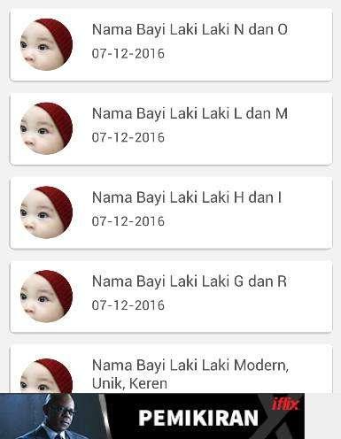Nama Bayi Laki Laki Jawa Modern : modern, Modern, Keren