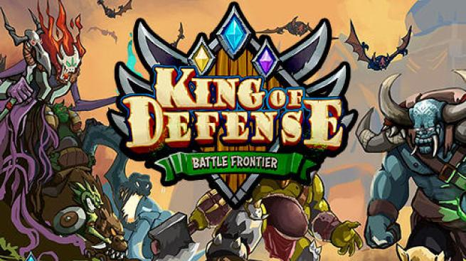 King Of Defense: Battle Frontier Mod Apk 1.8.63 [Unlimited Money] - APKPUFF