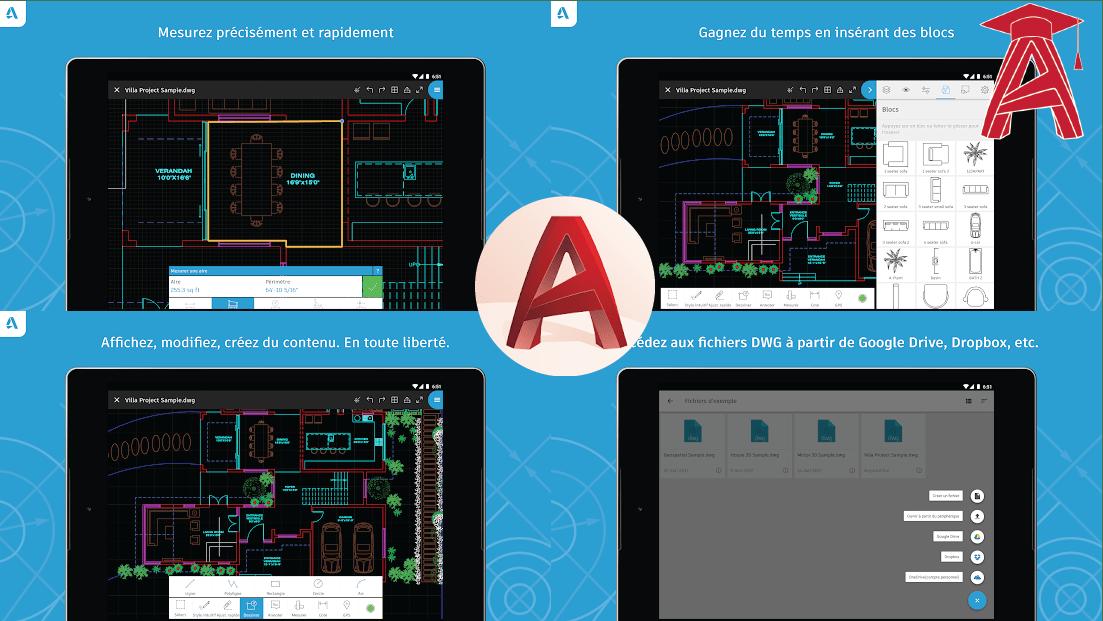 AutoCAD - DWG Viewer & Editor Pro Mod Apk 5.0.0 [Unlocked]+[Premium] - APKPUFF