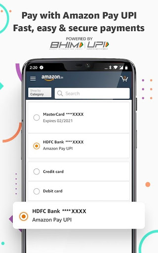 Amazon India Online Shopping and Payments 18.9.0.300 screenshots 2