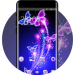 Download Bling pink romantic butterfly theme 2.0.50 Free Download APK,APP2019