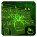 Download Neon Spider Warrior Keyboard Theme 6.4.29.2019 Free Download APK,APP2019