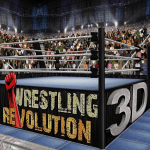 Download Wrestling Revolution 3D 1.650 Free Download APK,APP2019