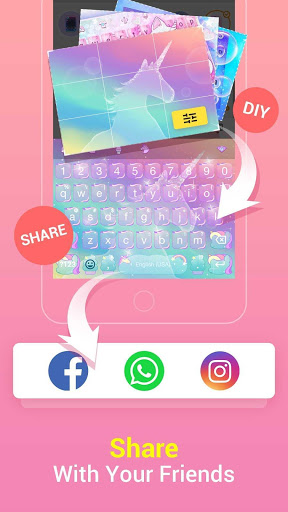Facemoji Emoji KeyboardGIF Emoji Keyboard Theme 2.4.5.4 screenshots 2