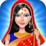 Download Indian Girls Wedding Designers Makeup & DressUp 1.0.9 APK For Android 2019
