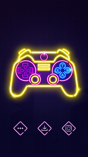 Neon Glow – Perspective 3D Color Puzzle Game 1.1.0 screenshots 2