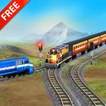 Download Train Racing Games 3D 2 Player 7.6 APK For Android