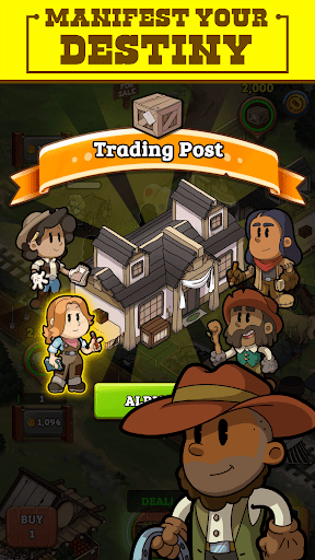 Idle Frontier Tap Town Tycoon 1.017 screenshots 1