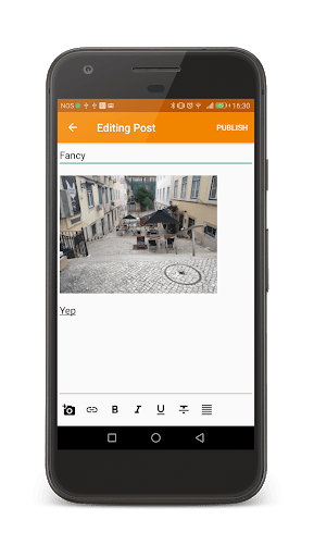 Blogger Pro Free – The ultimate Blogger client 2.6.018-0021 screenshots 2