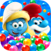 Download Smurfs Bubble Shooter Story 2.08.17838 APK For Android