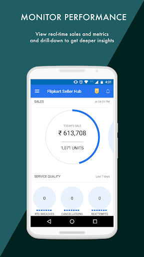 Flipkart Seller Hub 8.0.0 screenshots 1