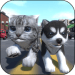 Cute Pocket Cat And Puppy 3D 1.0.7.6