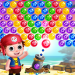 Download Flower Games – Bubble Shooter 2.1 APK For Android