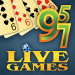 Download Sevens LiveGames: free online card game 3.85 APK For Android