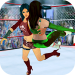 Download Superstar Girl Wrestling Ring Fight Mania 2019 1.09 APK For Android