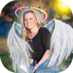 Download Wings Photo Editor with Light Crown 1.4 APK For Android