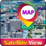 Download Live Satellite View Maps & GPS Driving Navigation 1.0.6 APK For Android