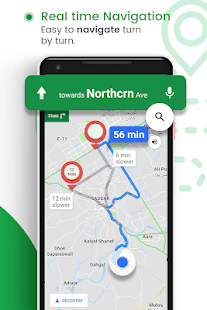 GPS Route Finder : Maps Navigation & Street View 2.0.51