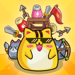 Download Cat'n'Robot: Idle Defense – Cute Castle TD PVP 2.8.3 APK For Android