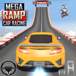 Download Mega Ramp Car Stunts Racing : Impossible Tracks 3D 2.1.0 APK For Android