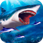 Download Megalodon Survival Simulator – be a monster shark! 1.1 APK For Android