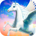 Download 🦄🌈❤️ Pegasus Simulator: Flying 🐎 Horse Survival 1.1 APK For Android