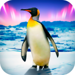 Download Penguin Family: Polar Bird Survival Simulator 1.1 APK For Android