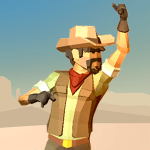 Download Polygon Street Fighting: Cowboys Vs. Gangs 1.25 APK For Android