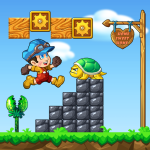 Download Super Machino go: world adventure game 1.10.1 APK For Android