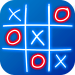 Download Tic Tac Toe Glow 1.1 APK For Android