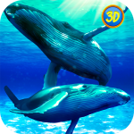 Download Whale Family Simulator 1.1 APK For Android