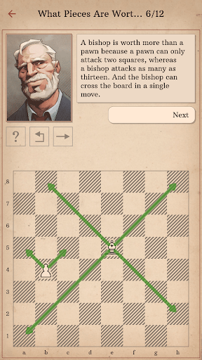Learn Chess with Dr. Wolf 1.2 screenshots 2