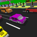 Download Blocky Racing 1.03 APK For Android